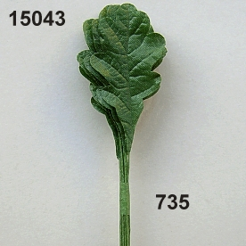 Oak-leaf small