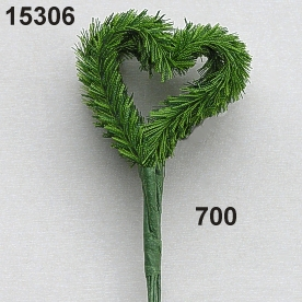 Grass heart asymmetric