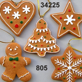 Poly Gingerbread Set/5
