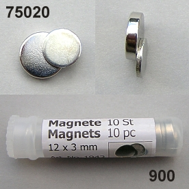 Magnet-set for Corsage