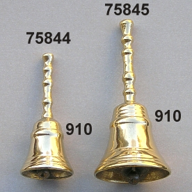Brass table bell small