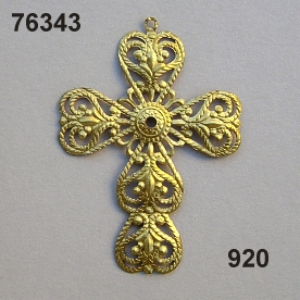 Filigree Ornament cross