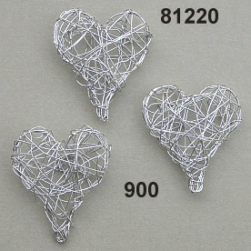 Wire-heart bulgy