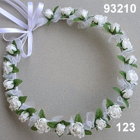 Communion-wreath Roses