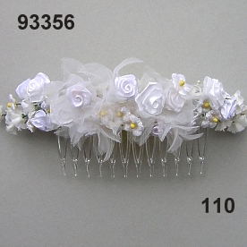 Ribb.Forget-m.Hair comb